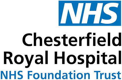 Chesterfield Royal Hospital NHS Logo